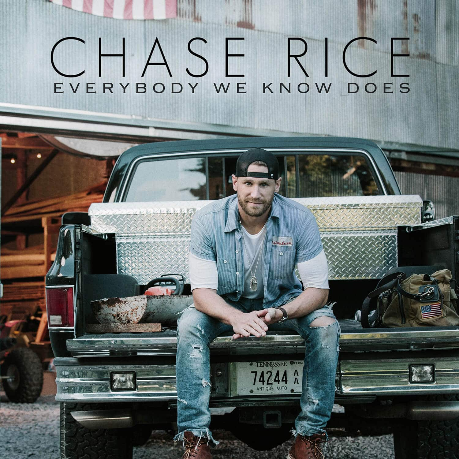 """Chase Rice announces """"Everybody We Know Does Tour"""""""