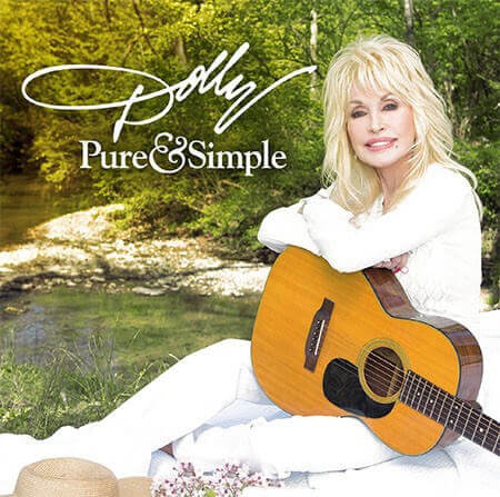 Dolly Parton releases lyric video for lovely 'Pure & Simple'