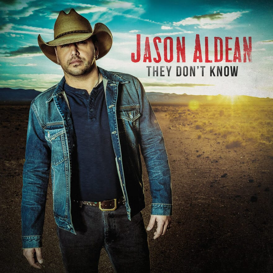 Jason Aldean to release new album 'They Don't Know' September 9