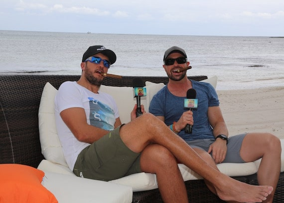 Surprise! Luke Bryan has opened a Florida cigar shop