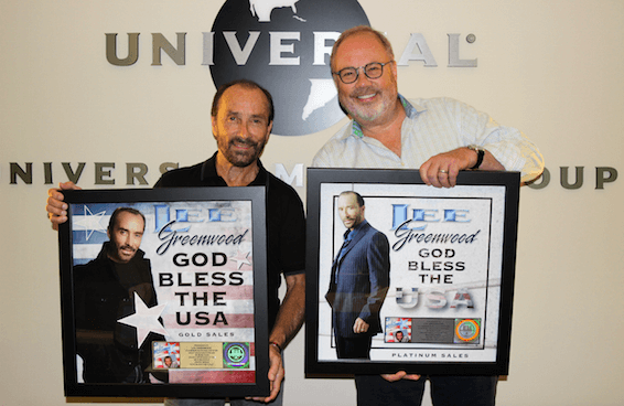 Lee Greenwood Experiences Ongoing Success With Hit Song
