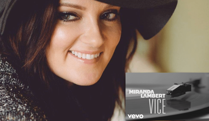 Brandy Clark tweets her support of Miranda Lambert