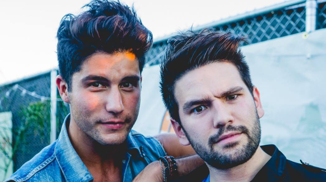 Dan and Shay give Calvin Harris cover an acoustic make over