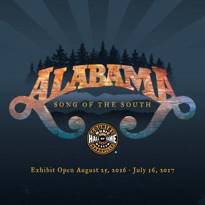 Alabama Country Music Hall of Fame exhibit