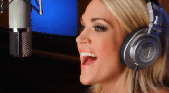 NFL offers another sneak peek of Carrie Underwood's new SNF theme song
