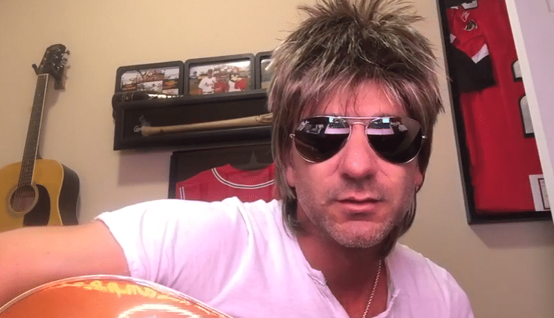 Craig Campbell covers Gloria Estefan while wearing a wig in new #WCW video