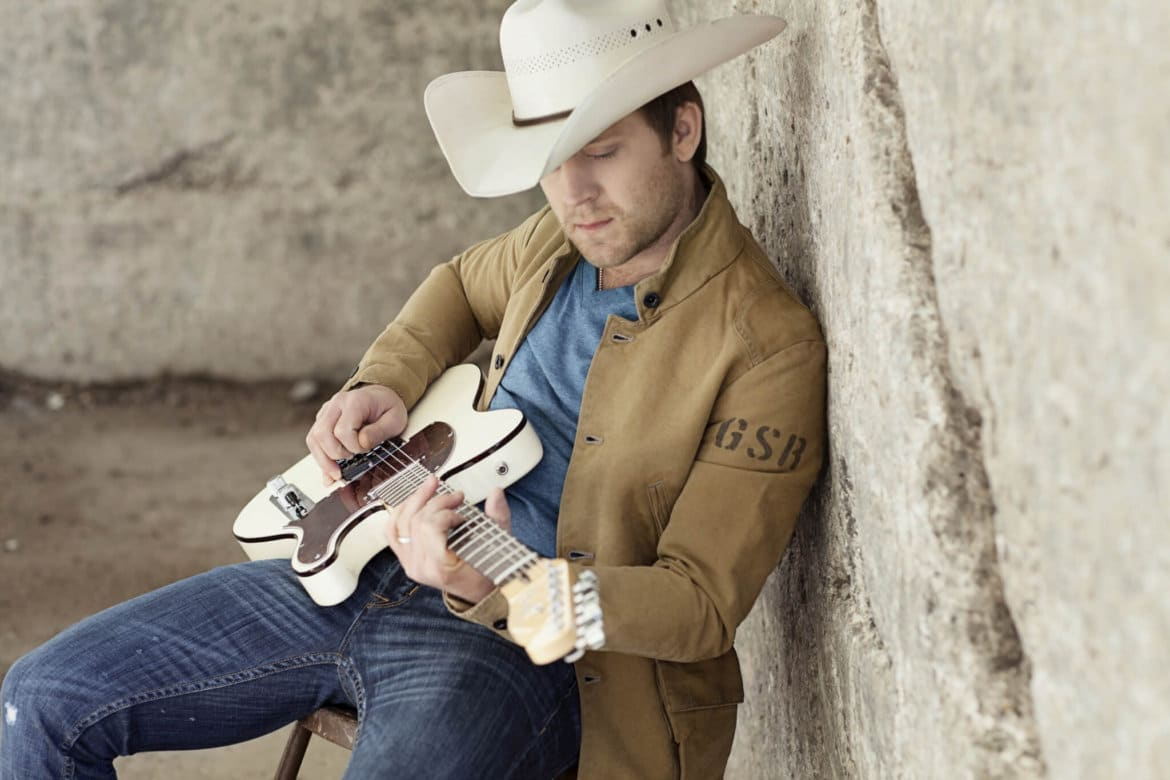 Justin Moore to trespasser: Sweetheart, you have to know you can't do this
