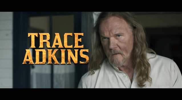 Surprise! Trace Adkins has another new movie coming out