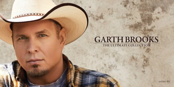 Garth Brooks Targets Old and New Fans With Box Set