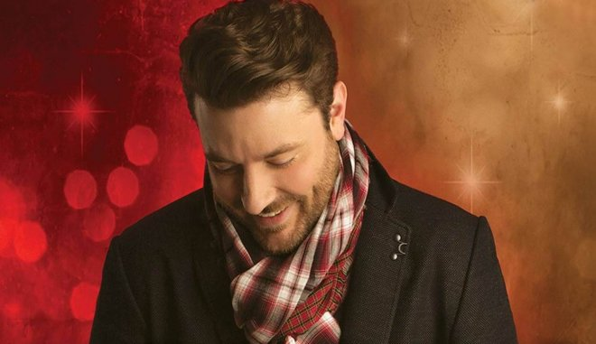 Chris Young Reveals Christmas Album Track List