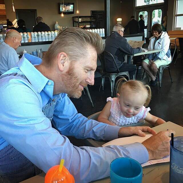Let Rory Feek calm your post election nerves with his wise words