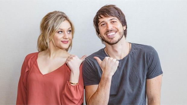 "Morgan Evans Calls ""Ultimate Dibs"" On Kelsea Ballerini"