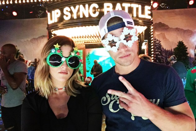 Dustin Lynch & Cassadee Pope Battle It Out on Spike