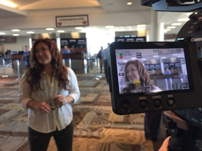 Jo Dee Messina Earns Her Wings on Southwest Airlines Flight