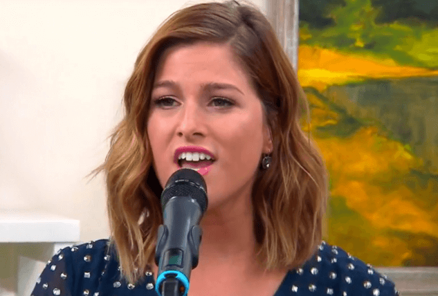 Watch Cassadee Pope's Tearjerker Hallmark Channel Performance