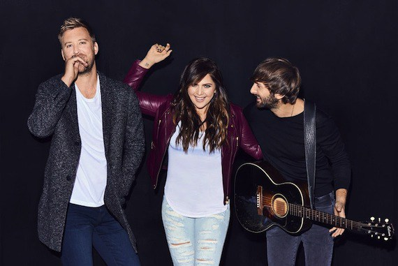 New Lady Antebellum Video Lends Support to Hurricane Relief