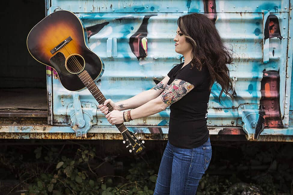 """Song We're Gabbing About: Ashley McBryde  """"A Little Dive Bar in Dahlonega"""""""