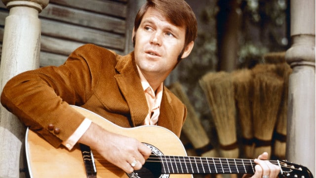 Glen Campbell Passes Away at Age 81