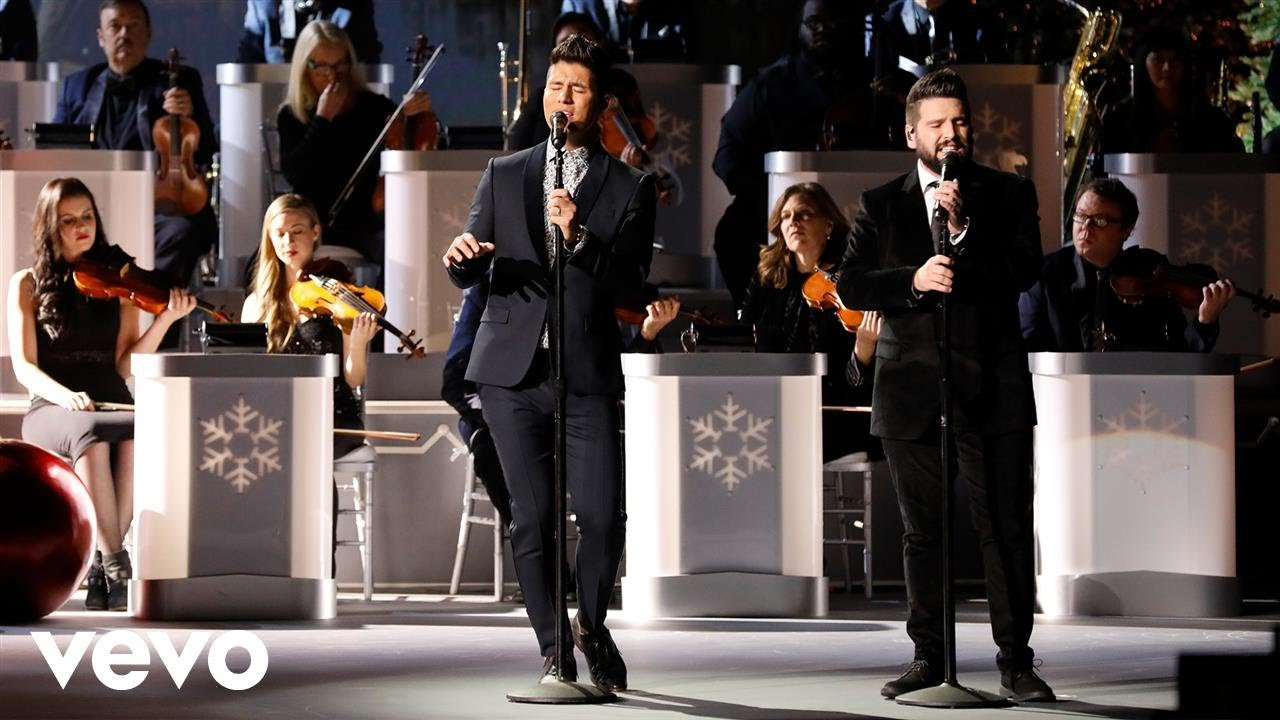 "Gab's 12 Days of Christmas: Dan + Shay ""Do You Hear What I Hear?"""