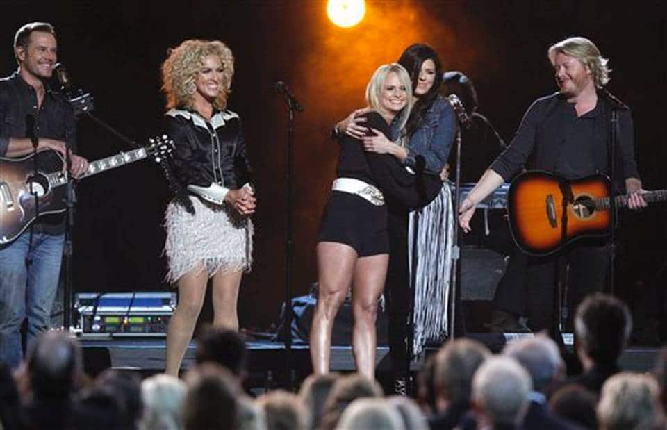 Little Big Town Joins Miranda Lambert's Glam Jam Squad