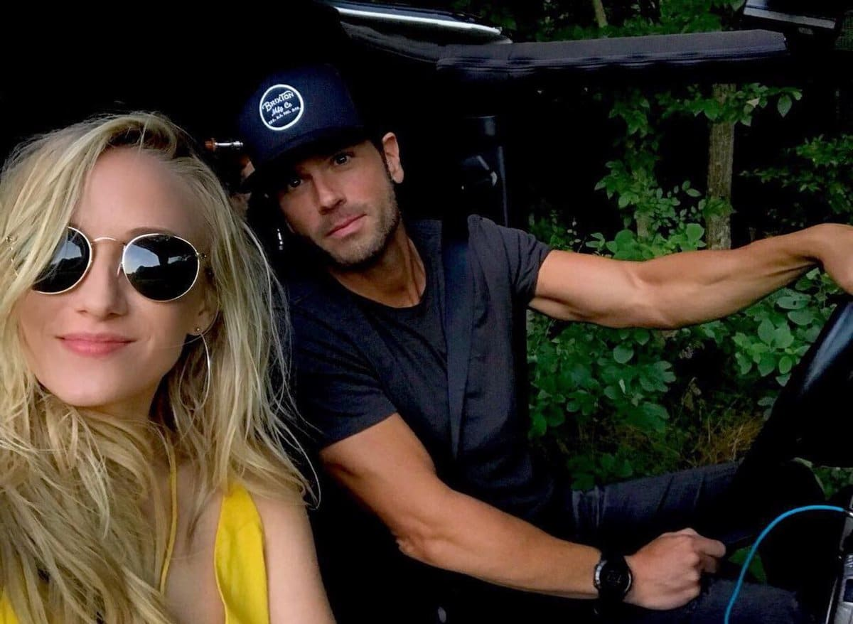Chuck Wicks and Olympic Gold Medalist Nastia Liukin Co-Star in Music Video