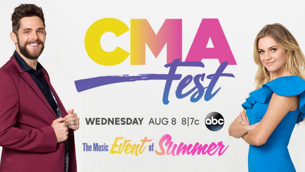 CMA Fest Returns to ABC with Kelsea Ballerini and Thomas Rhett