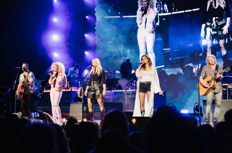 Miranda Lambert and Little Big Town Kicked Off the Bandwagon Tour in High Gear