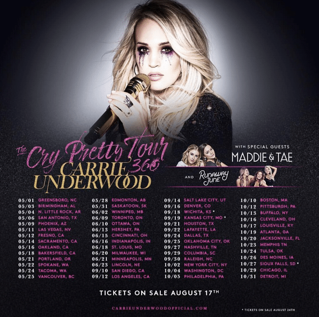 carrie-underwood-cry-pretty-tour