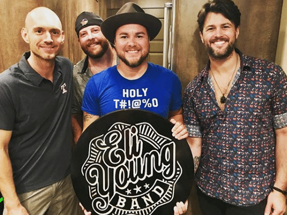 Eli Young Band member doesn't want to die in Westeros, thank you very much
