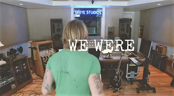 "New lyric video for ""We Were"" is heavy on the Keith Urban"