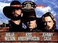 "Streaming Country Stars: Willie Nelson, Johnny Cash, and Kris Kristofferson in ""Stagecoach"""