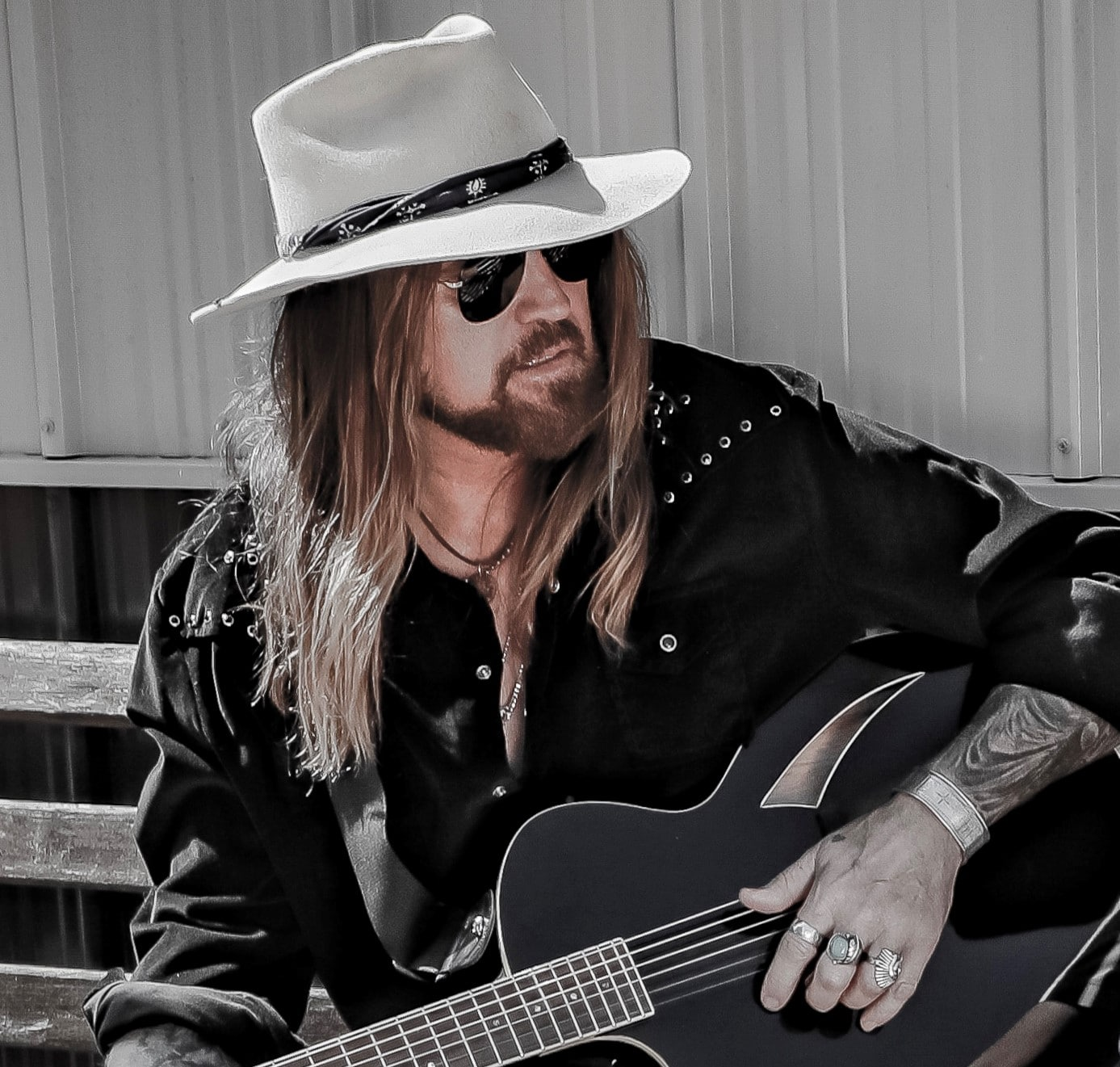 Billy Ray Cyrus is having a moment and he loves it