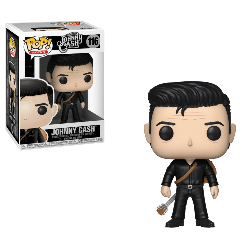 The Johnny Cash Funko Pop! is too cute and I'm going to be ordering mine ASAP