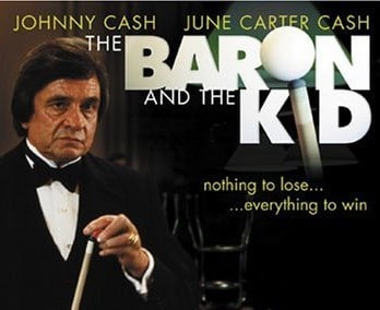 "Streaming Country Stars: Johnny Cash in ""The Baron and the Kid"""