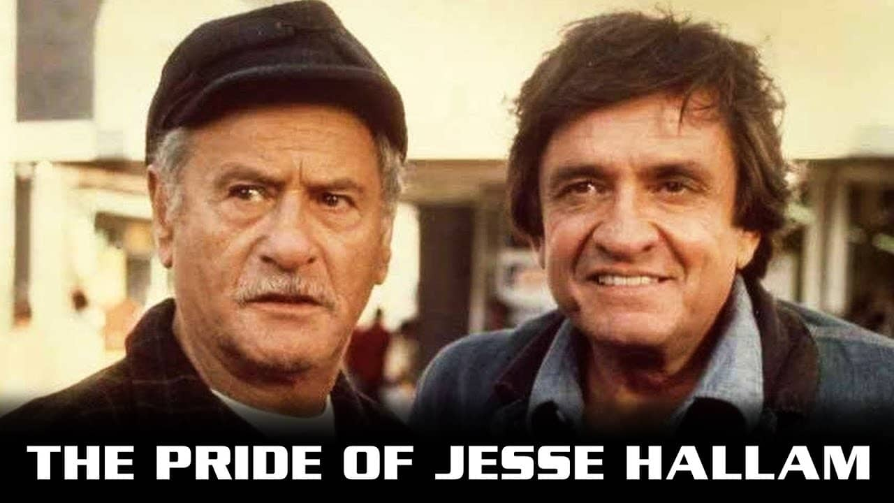 "Streaming Country Stars: Johnny Cash in ""The Pride of Jesse Hallam"""