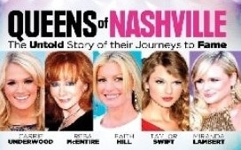 """Streaming Country Stars: The ladies of country in """"America's Sweethearts The Queens of Nashville"""""""