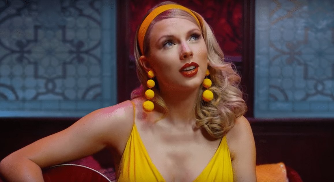 Taylor Swift debuts super sweet video for 'Lover'