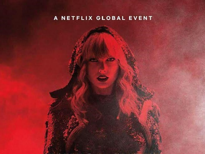 "Streaming Country Stars: Taylor Swift's ""Reputation Stadium Tour"" documentary"