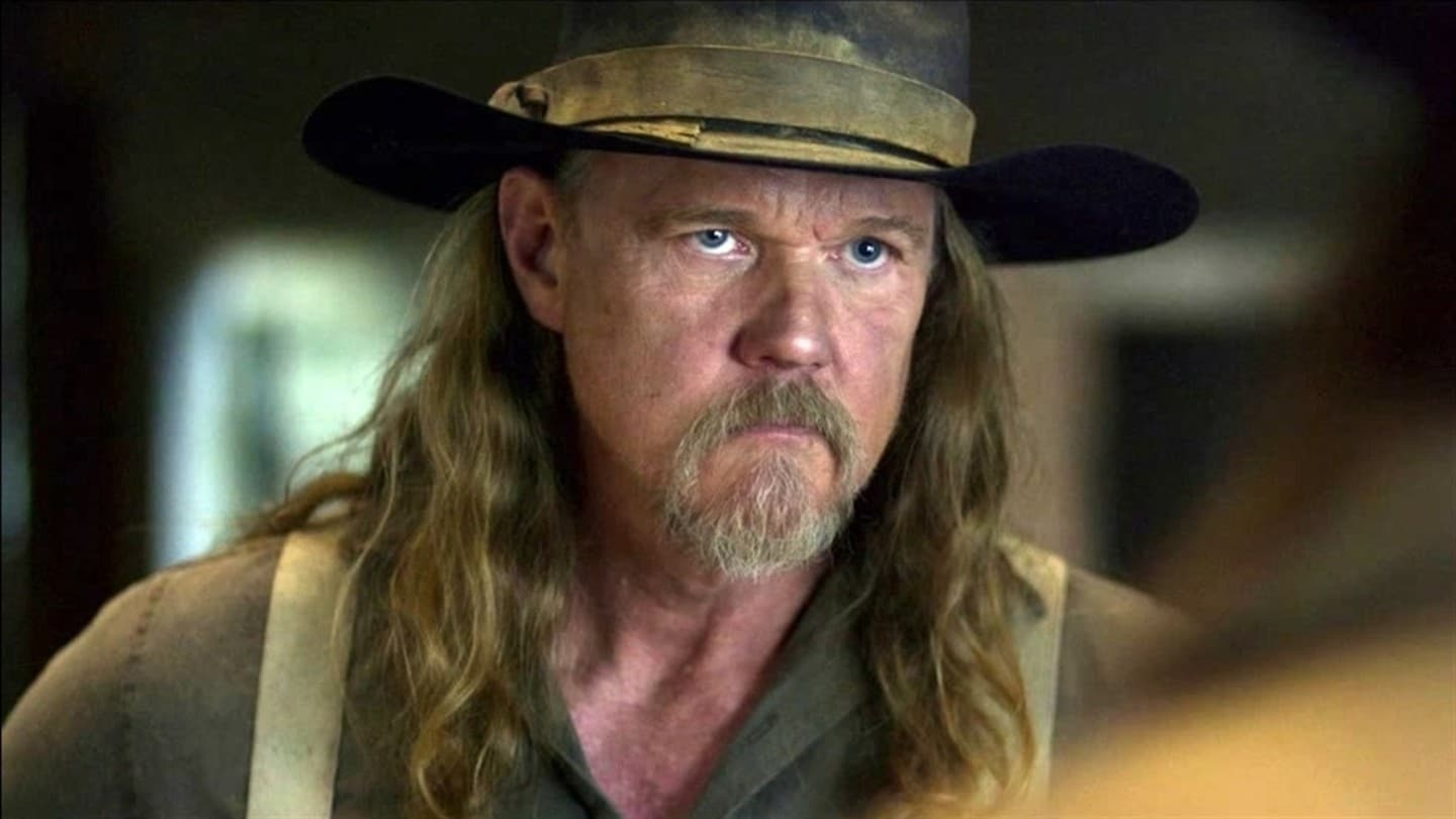 """Streaming Country Stars: Trace Adkins in """"Stagecoach: The Texas Jack Story"""""""
