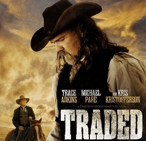 "Streaming Country Stars: Trace Adkins and Kris Kristofferson in ""Traded"""
