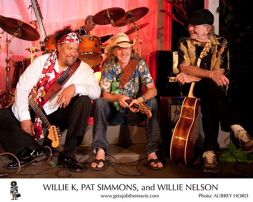 """Streaming Country Stars: Willie Nelson in """"Get a Job"""""""