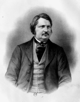 The famous French writer Honore de Balzac is famous not only his literary masterpieces, but also for demonstrating an incredibly low academic performance at school