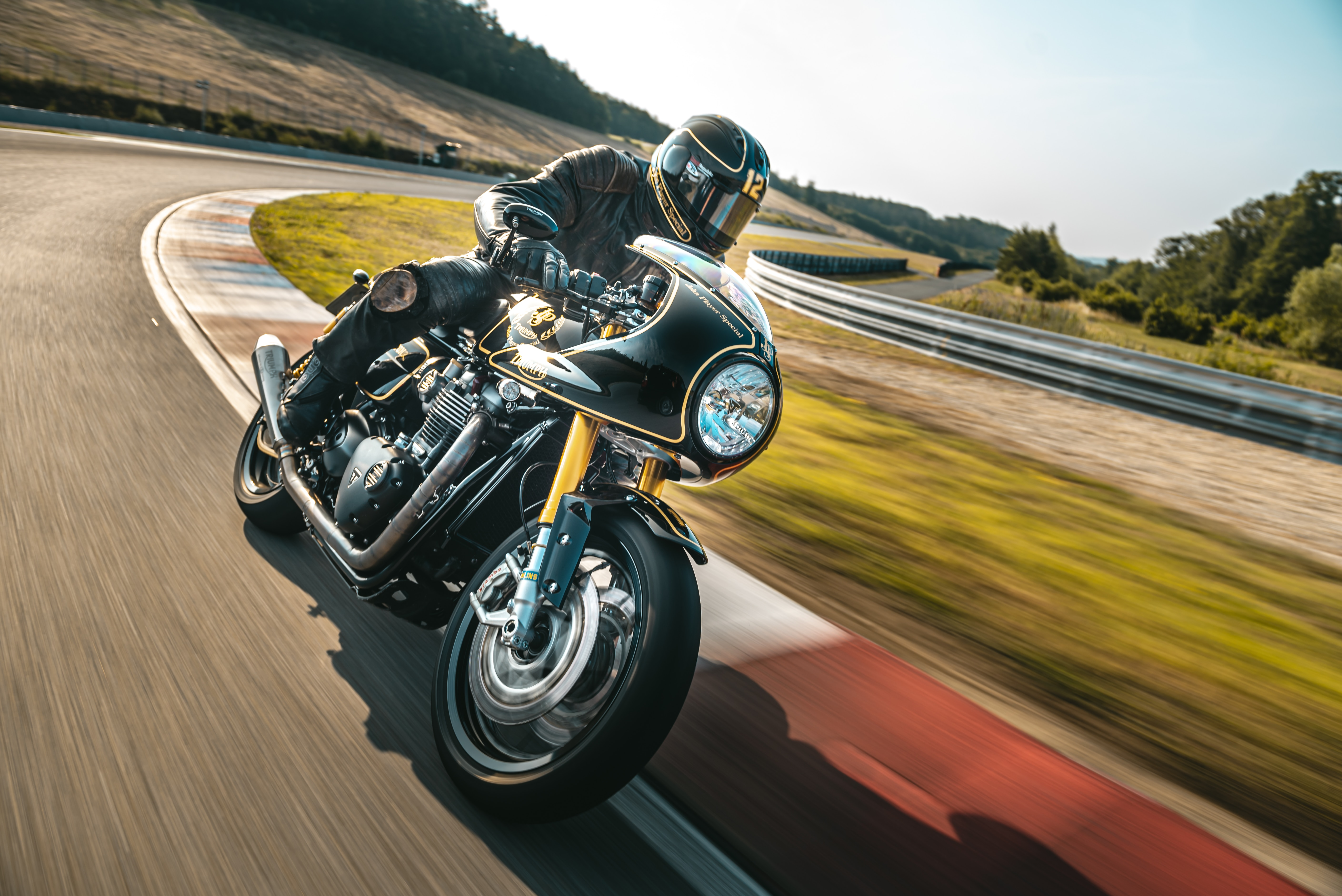 How can I be a safe motorcyclist?