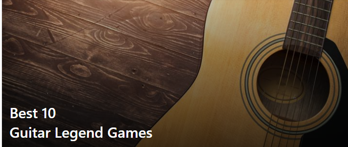 The Latest Guitar Legend Games for Mobile to Dish Out Serious Guitar Solos
