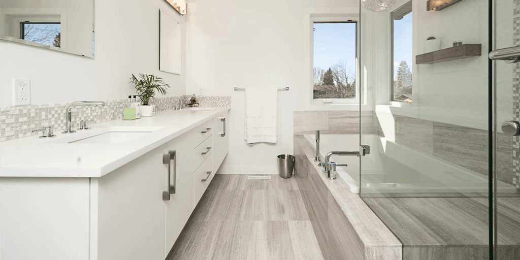 Bathroom design trends for 2019