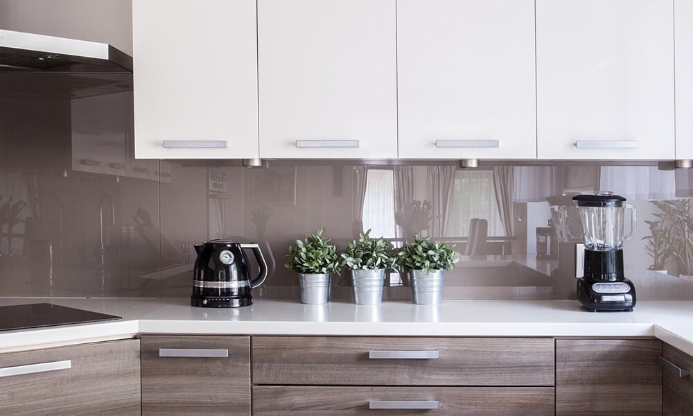 White Countertops: Why it's a good idea