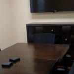 A conference room to accommodate all needs.