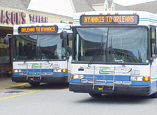 H20 bus from Hyannis to Orleans