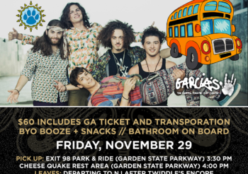 Twiddle Party Bus – SOLD OUT