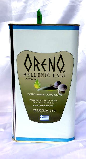 3 liter olive oil
